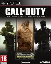 Call Of Duty Modern Warfare Trilogy PS3,