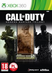 Call Of Duty Modern Warfare Trilogy  XB360,